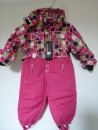 Skioverall, pink